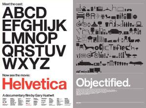 Helvetica (2007), Objectified (2009)